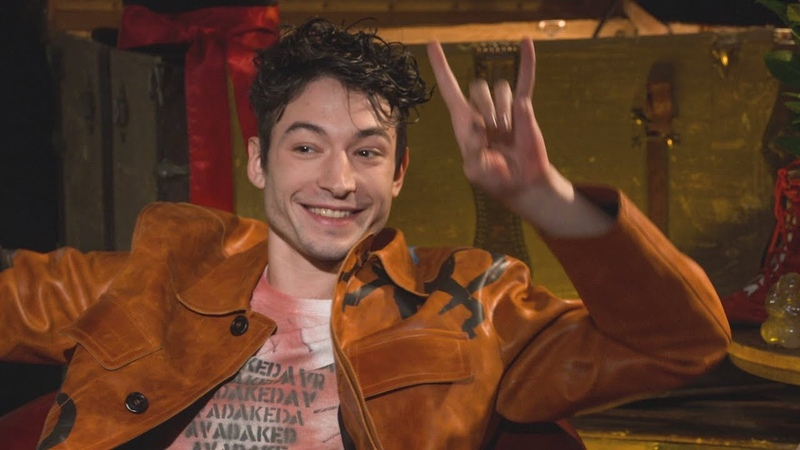 Ezra Miller The most beautiful compliment you can give, Fantastic Beasts Crimes of Grindelwald