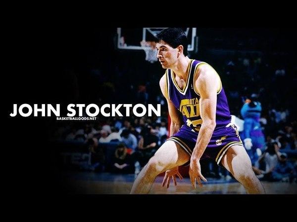 John Stockton BBall Gods Mixtape