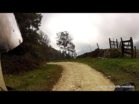 Tour Laguna de las Mellizas Cajamarca Tolima Parte 6