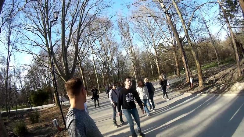 04 Отличная катка в Симферополе 31 03 2018