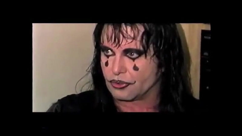 WASP Blackie Lawless Interview Pittsburgh 1997