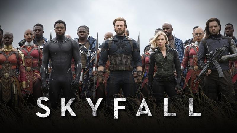 Avengers: Infinity War Tribute - Skyfall