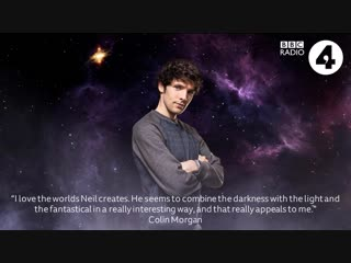 Colin Morgan in @BBCRadio4 adaptation of Neil Gaiman's NorseMythologies