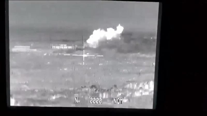 Λήψη βίντεο μέσα από τανκ Т 90А επιλέκτων μονάδων του συριακού στρατού εναντίον ισλαμιστών