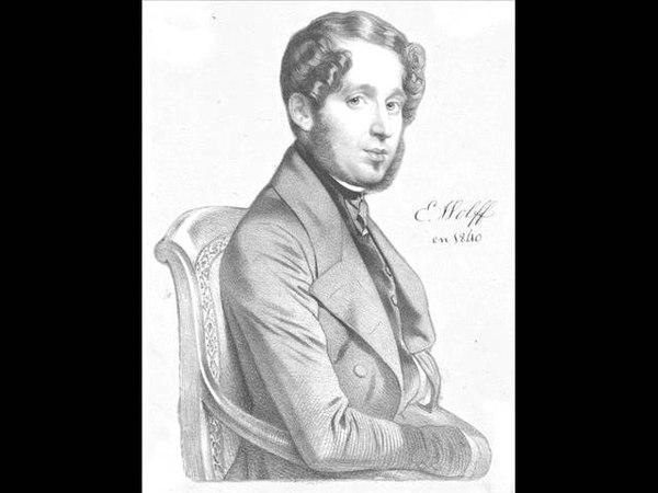 Recording Edouard Wolff Nocturne et Romanesca Op 109 No 1 Nocturne
