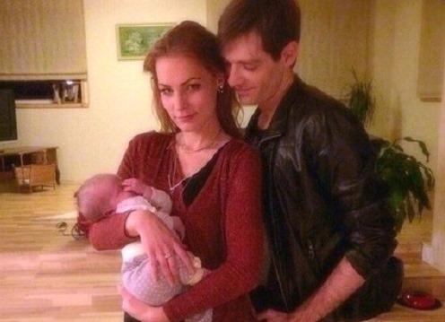 Сын Мэрилин Керро: фото, имя, когда родился