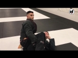 Ali Magomedov (Али Магомедов) Worm guard sweep vs Bruno Frazatto #acb_jj_14