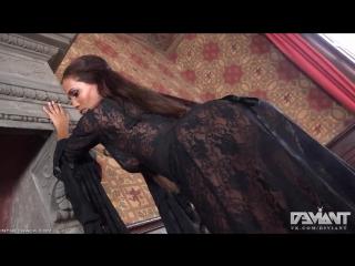 Inthecrack hot sexy latina slut black dress big ass tits nude секси трахнули в черном платье стриптиз сочная попка сиськи