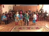 В 19 детском саду Кызыла прошло празднование национального праздника Шагаа