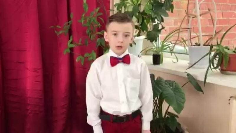 01 Художественное слово, День наоборот, Спешилов Дмитрий