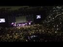 Концерт Басты 21.04.2018. Сансара с детьми из шоу Голос