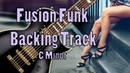 Fusion Funk Backing Track C Minor Groovy Ballad