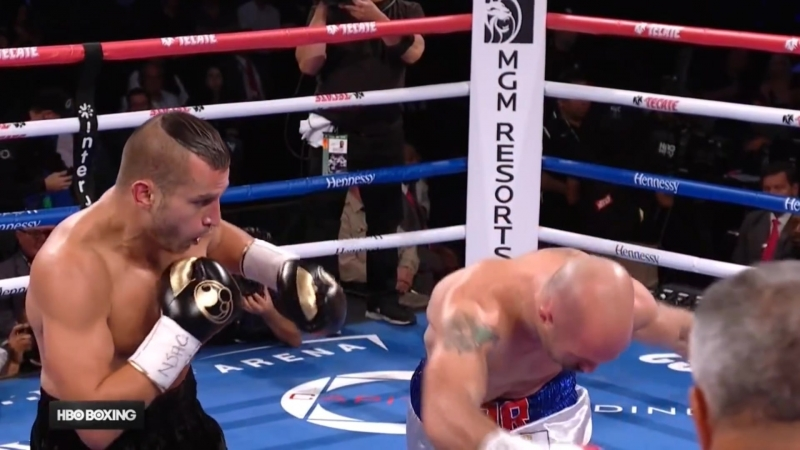 David Lemieux vs Gary OSullivan INSANE KO KNOCKOUT