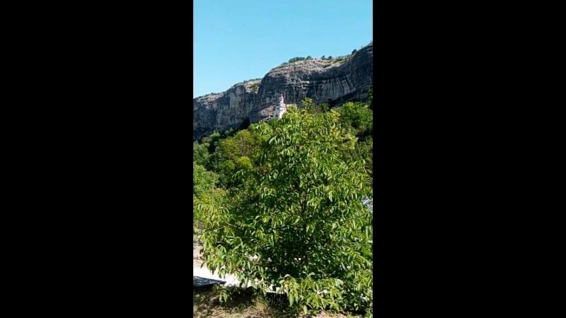 Бахчисарай Свято Успенский мужской монастырь