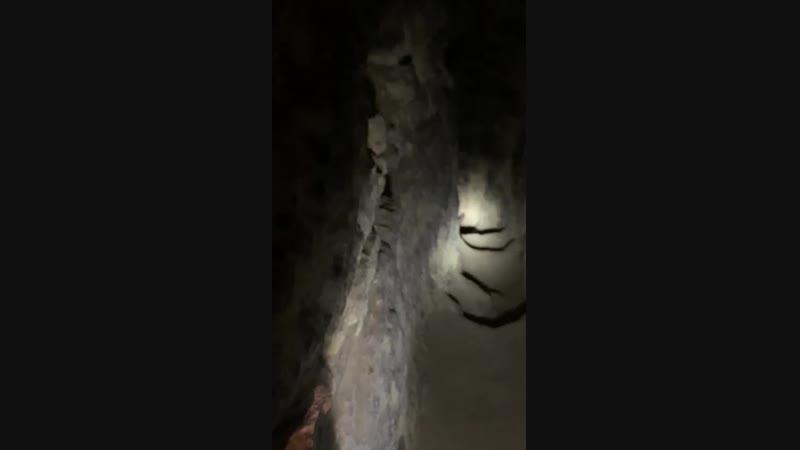 Лабиринты подземной церкви в г. Саров. (ч. 2)