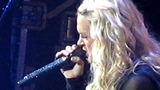 Carrie Underwood - I Know You Won'tBlown Away - San Jose, CA