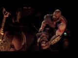Геймплейные кадры God of War от японского подразделения PlayStation.