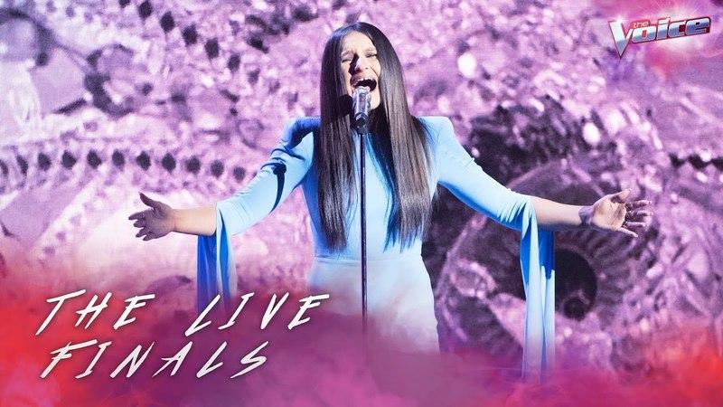 Голос Австралия 2018. - Белла Пейдж с песней Люстра. — The Voice Australia 2018. - Bella Paige sings Chandelier (оригинал Sia)
