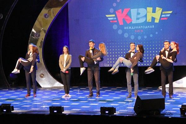 Телевизионная Международная лига КВН. Четвёртая 1/4 финала 2018