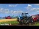 Farming Simulator 15 Бригада СОЛЬ ЗЕМЛИ \ карта Совхоз Заря [ sodagame ]