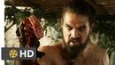 Дрого вырвал язык у Маги Игра престолов 1 сезон 2011
