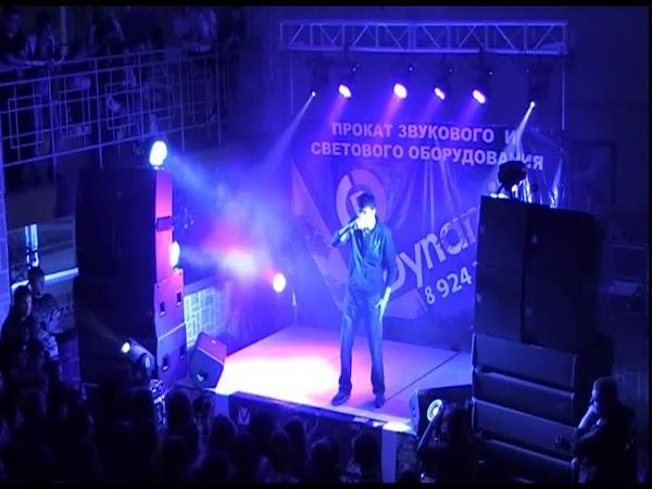 Рэп-баттл вБИТ2 Концерт ВуТОНН (ClassicRap) Уссурийск 2012 full video