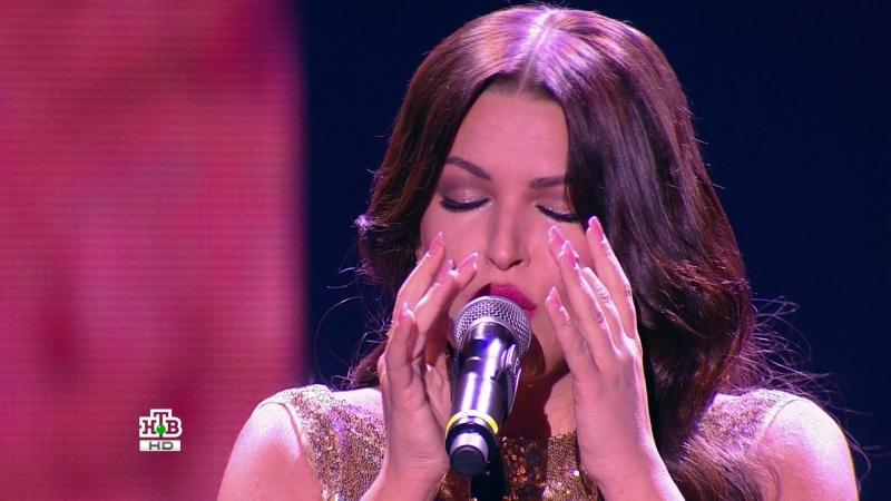 Ирина Дубцова - Я люблю тебя,когда ты далеко HD (2018 Концерт памяти Михаила Круга 55)
