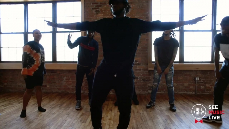 The Official See Music Live Dance Cypher First Class