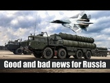 Good and bad news for Russia S-400 deal is on, while FGFA is dead