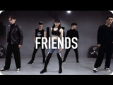 1Million dance studio Friends - Marshmello & Anne Marie / Tina Boo Choreography