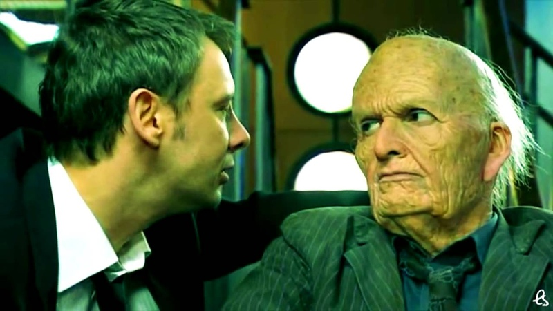 Doctor Who - See You Again (Doctor/Master)