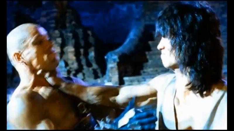 Mortal Kombat Luken VS Shalkan V Bushe Ne Ebu Люкен Против Шалкана Оригинальный Трек Крутой Клип