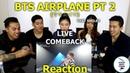 Asians Watch BTS (방탄소년단) - Airplane Part.2 live comeback show | Reaction - Australian Asians