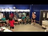 Сын Марсело устроил «Bin»-челлендж с игроками «Реала»