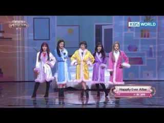 171229 Red Velvet - VCR, Happily Ever After, Rookie, Peek-A-Boo & Red Flavor @ KBS Gayo Daechukje