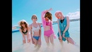 Scandal Band One day in Okinawa with Haruna Rina Mami and Tomomi