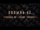 Волынь-43. Геноцид во Славу Украине