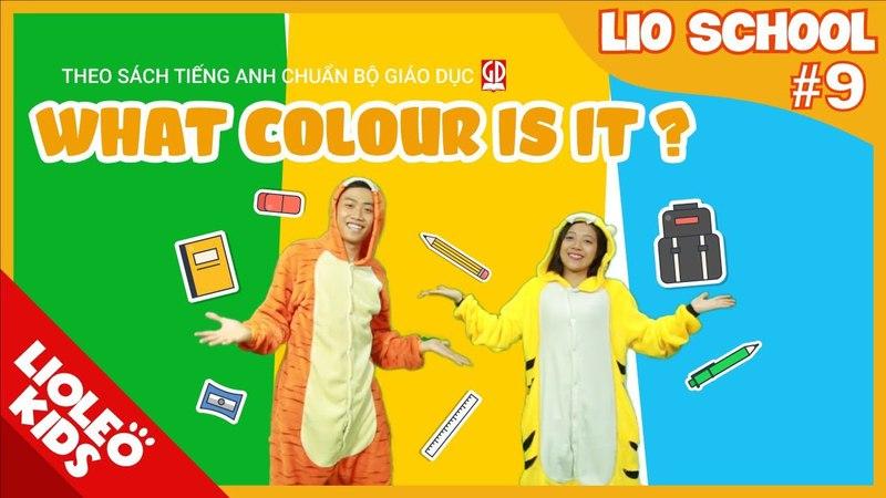 Tiếng Anh lớp 3 | Unit 9: What color is it? | Sách giáo khoa tiếng Anh Bộ Giáo Dục
