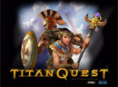 Titan Quest Правосудие по спартански стример Тедан Даспар