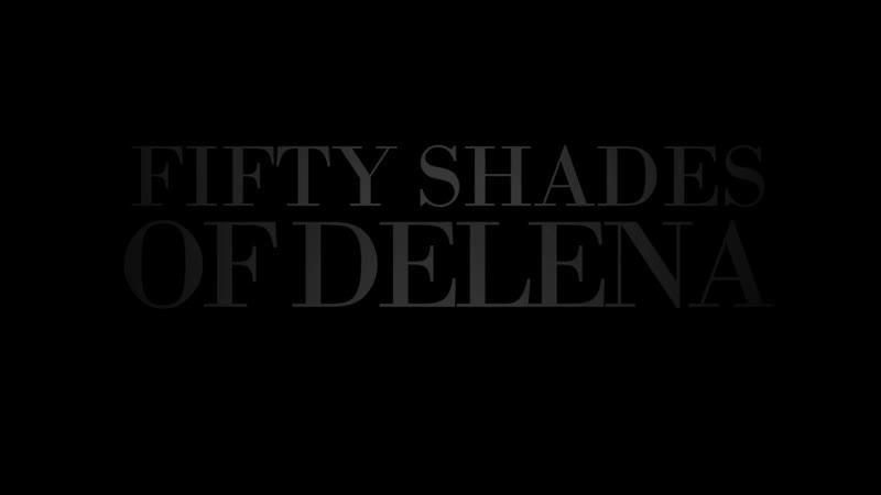 ► FIFTY SHADES OF DELENA __ Damon Elena [ Crazy In Love ]