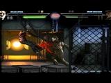 Mlchael Myers Halloween VS Freddy Krueger A Nightmare On Elm Street Майкал Маерс Против Фреди Крюгера Крутая Битва
