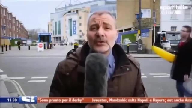 Веселый репортаж)