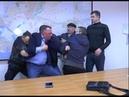 драка главы облСПУ Кирилла Стремоусова и 1-го вице-мэра Игоря Козакова в мэрии Херсона