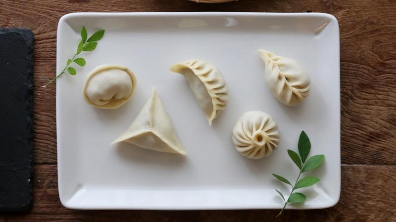 만두 빚기 필수 영상! 5가지 모양으로 만들기 5 Ways to Fold Dumplings [아내의 식탁]