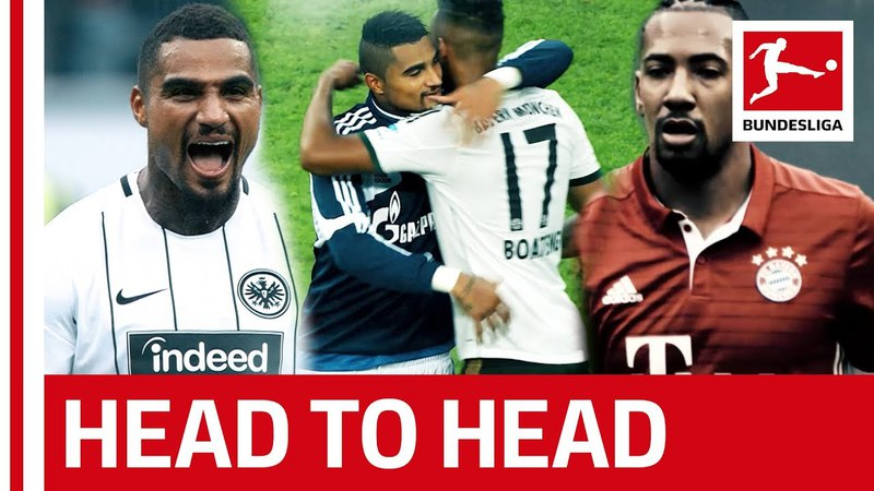Boateng Brothers go Head-to-Head