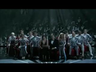 Cirque du Soleil at the Oscars!!!!