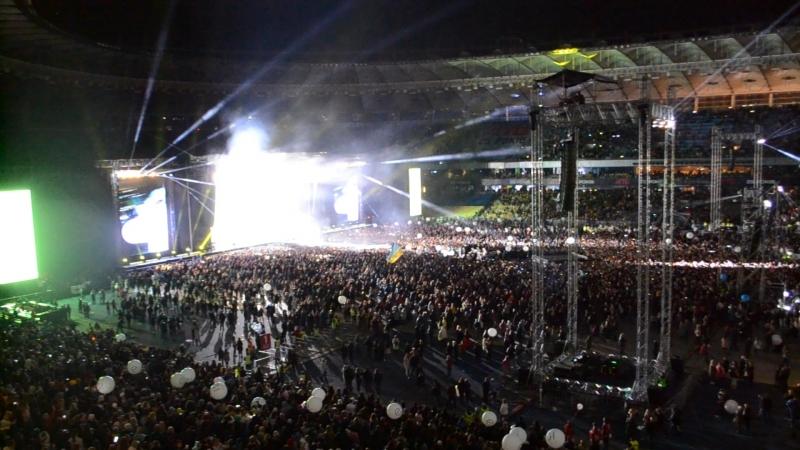 Enrique Iglesias - I like it (Київ, НСК Олімпійський, 30.09.2018)
