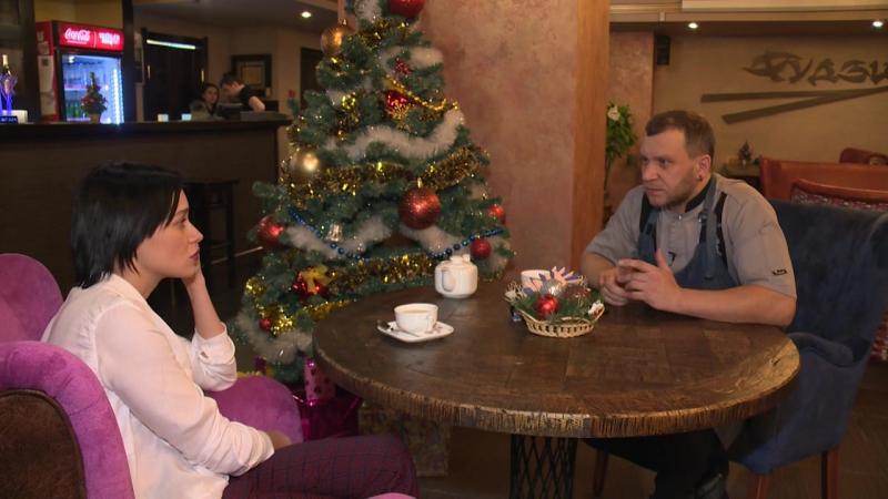 Один из лучших поваров России, Денис Меркульев, теперь кормит вартовчан! Ресторан Фудзи. Восток-Запад обновил меню.