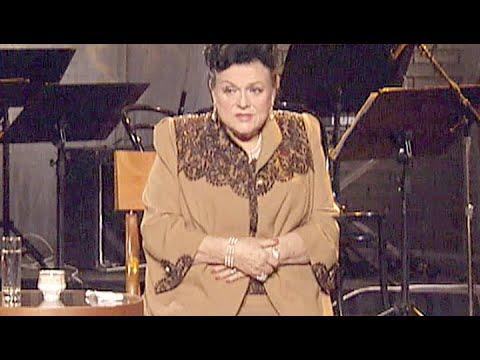 Людмила ЗЫКИНА в передаче «Линия жизни» (ГТРК «Культура» /Россия/, 2004)