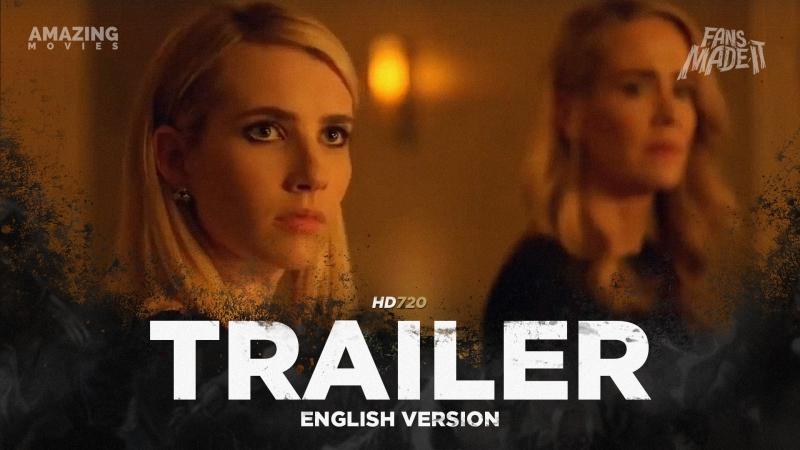 ENG Трейлер Американская история ужасов 8 сезон American Horror Story 8 season 2018